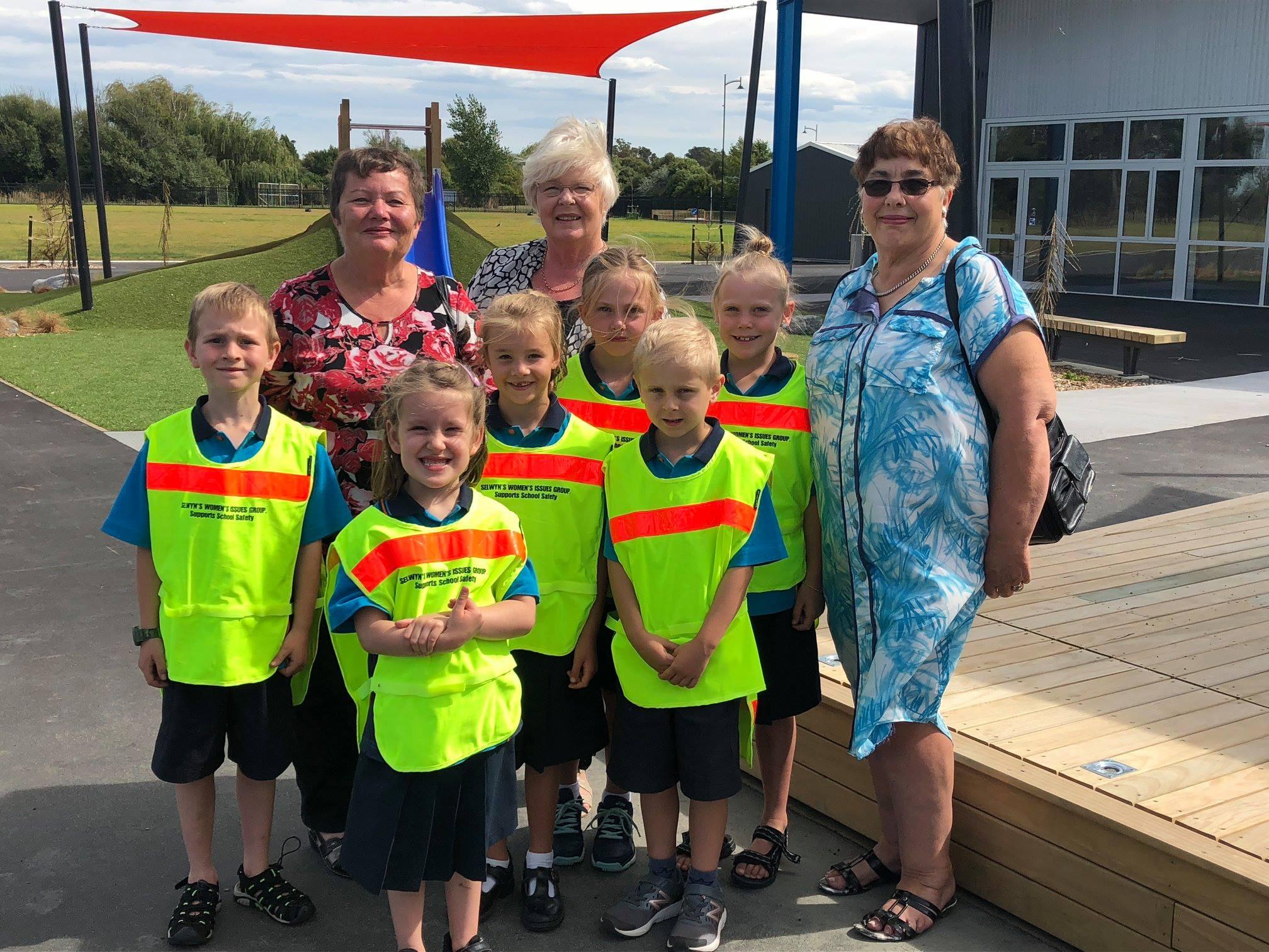 Safety Vests for our Children