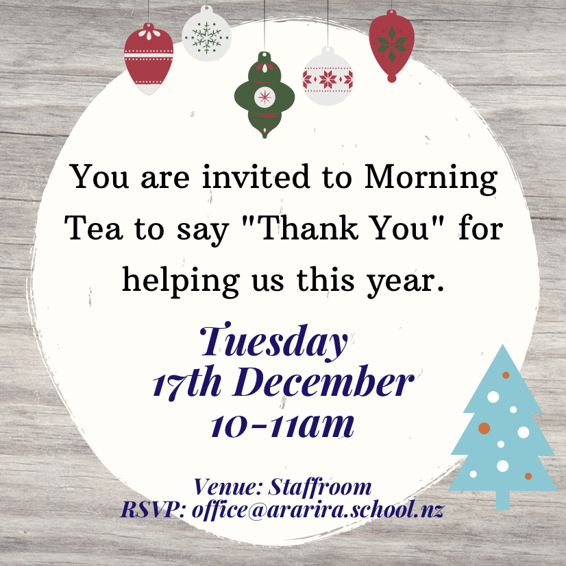 Tuesday 10-11am 17th december (1)