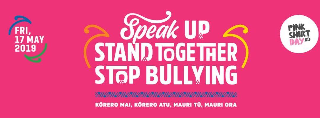 Pink Shirt Banner